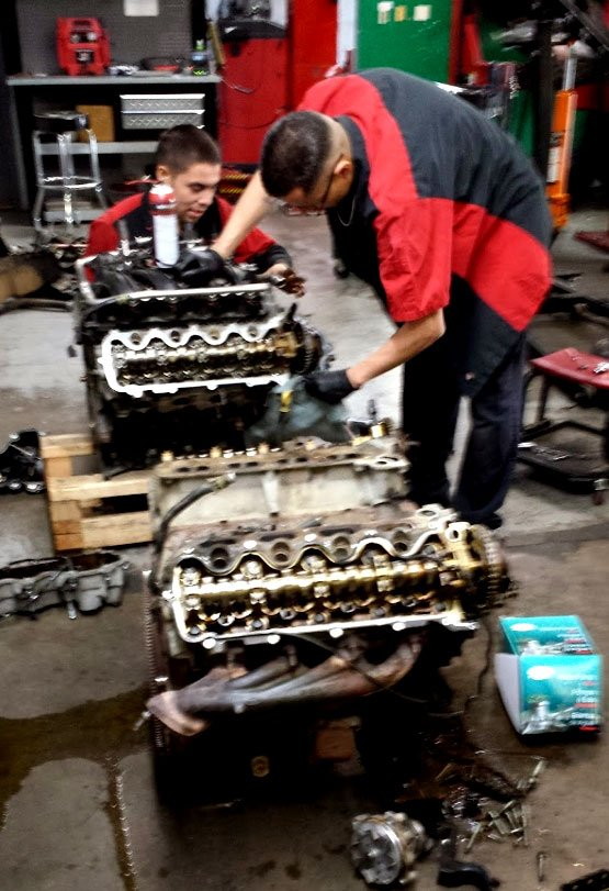 Engine Replacements